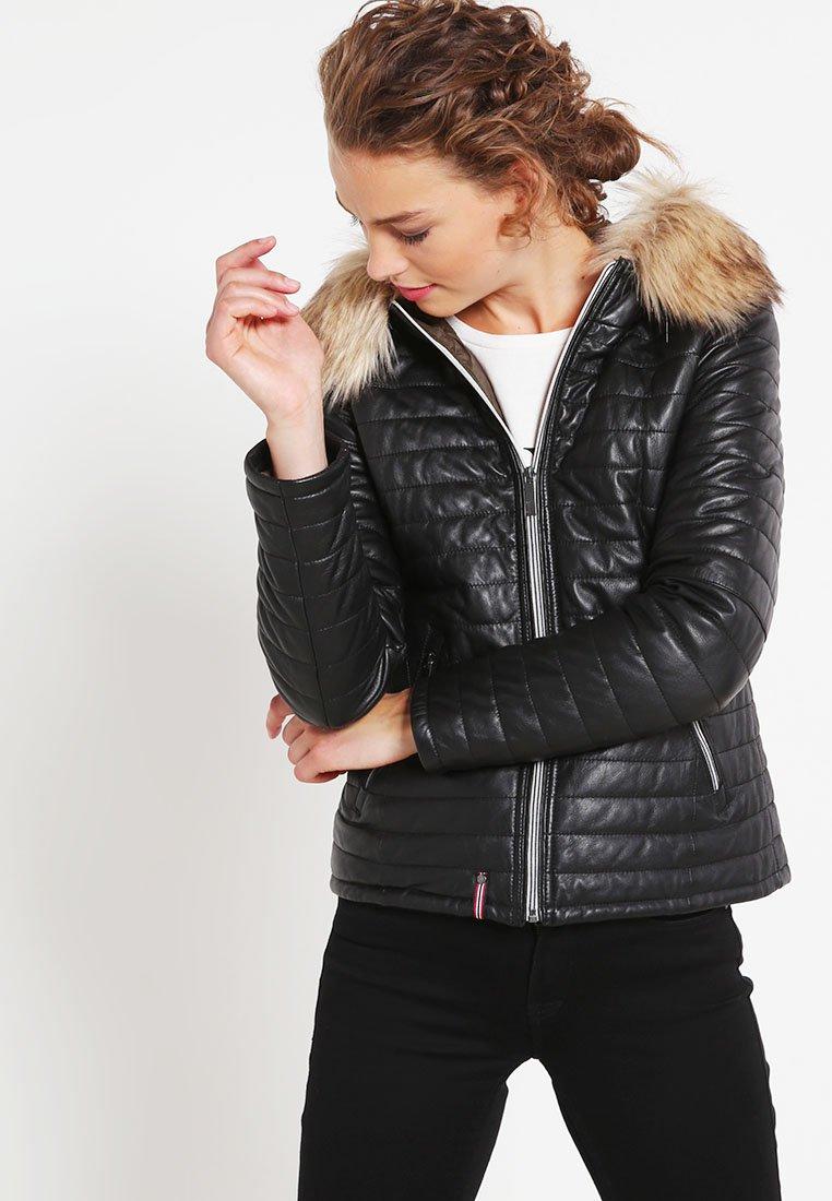 Oakwood - FURY - Winter jacket - noir