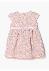 s.Oliver - Day dress - light pink aop