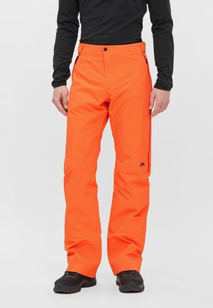 Pantaloni da neve - juicy orange