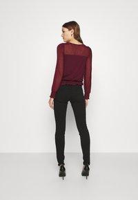 Replay - NEW LUZ - Jeans Skinny Fit - black - 2
