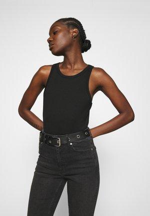 MALBA - Débardeur - black