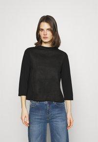 Opus - GOLEDA - Sweatshirt - black - 0