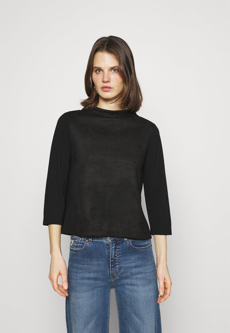 Opus - GOLEDA - Sweatshirt - black