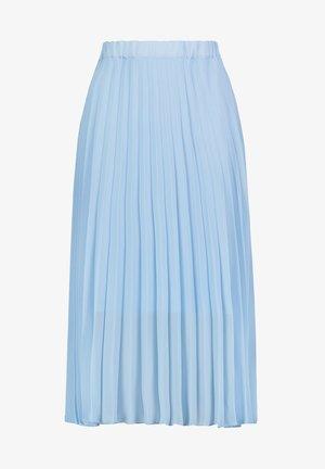 A-line skirt - light-blue