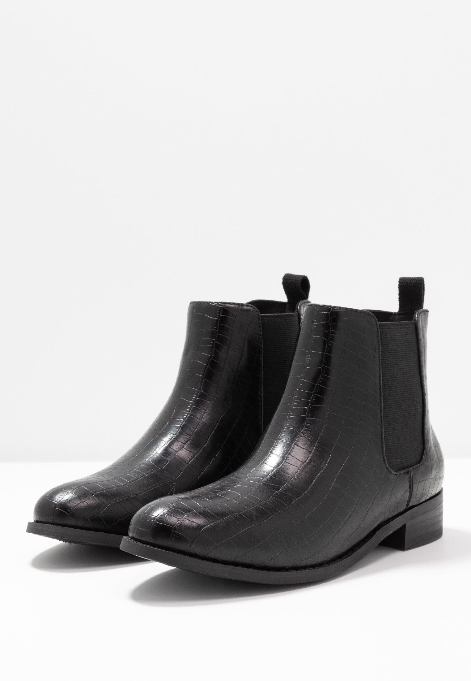 Bianco Biabelene Classic Chelsea - Ankle Boot Black
