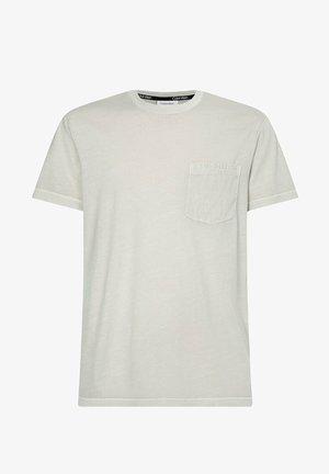 T-shirt basic - beige melange