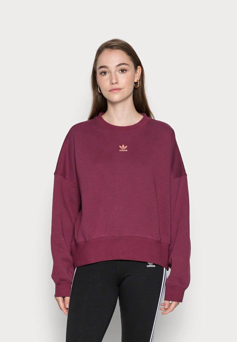 adidas Originals - Sweatshirt - victory crimson