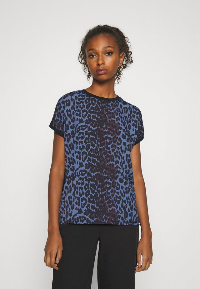 PANYA LEO - Blouse - country blue mix
