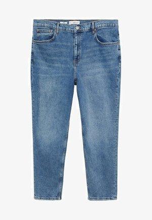Slim fit jeans - mittelblau