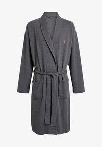 Next - Dressing gown - mottled grey - 0