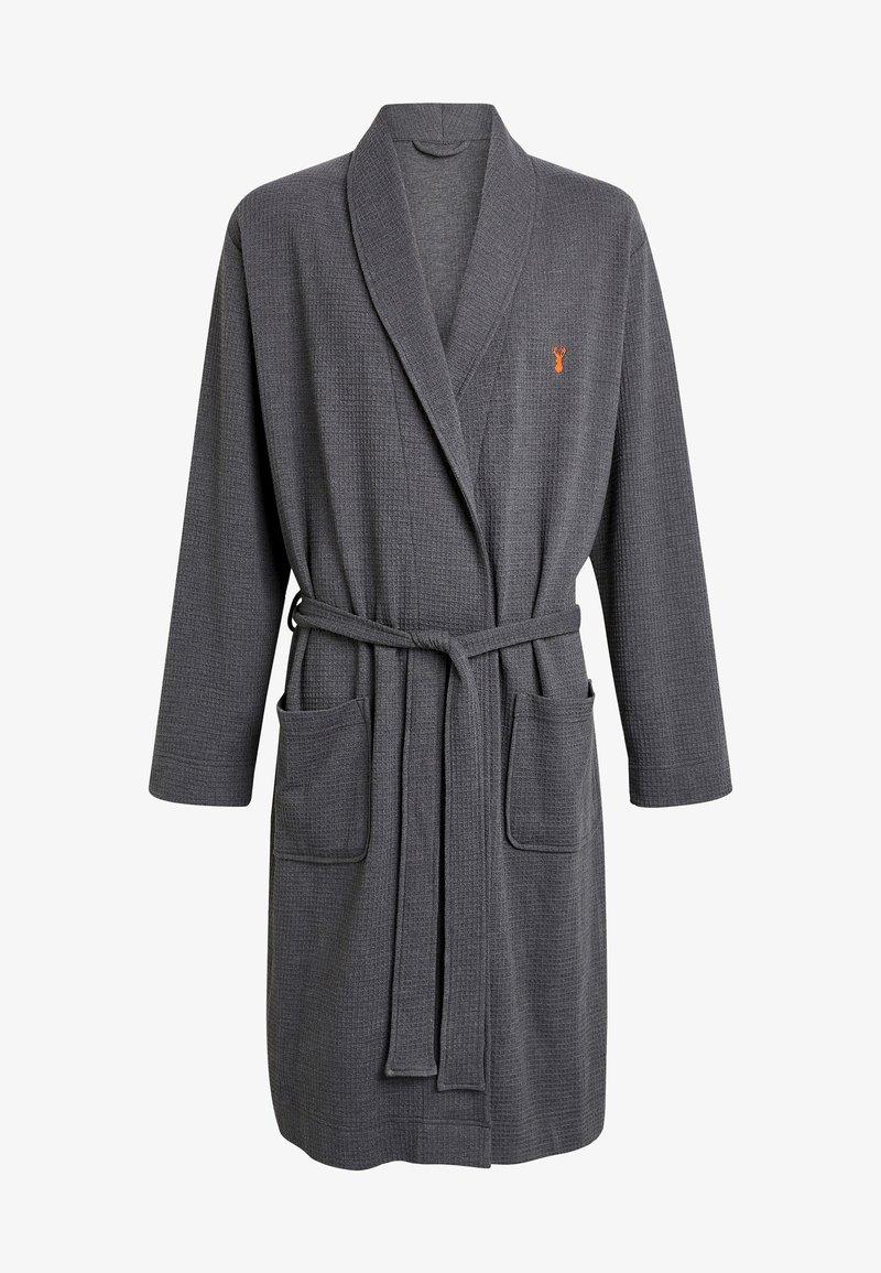 Next - Dressing gown - mottled grey
