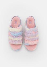 UGG - FLUFF YEAH SLIDE CALI COLLAGE - Pantoffels - light pink - 4