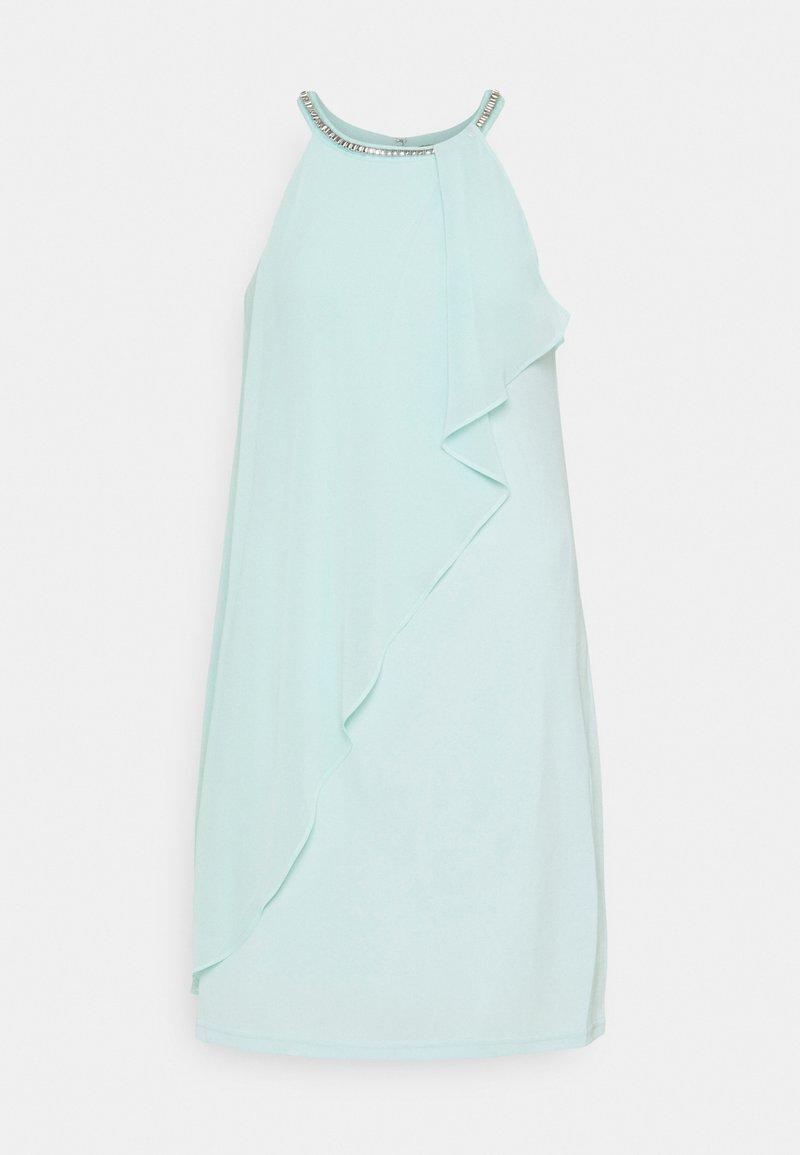 Esprit Collection - ASYM DRESS - Sukienka koktajlowa - light turquoise