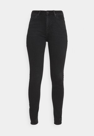 SCARLETT HIGH - Jeans Skinny Fit - black ellis