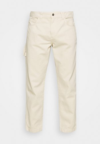DRILL STRAIGHT LEG TROUSER