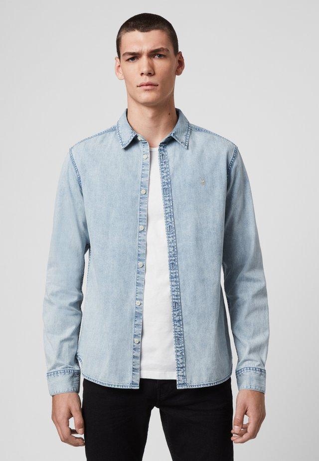 DARTON  - Skjorter - blue