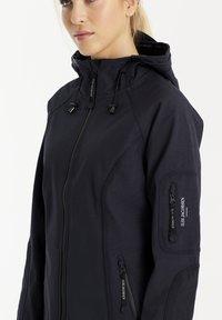 Ilse Jacobsen - Waterproof jacket - indigo - 3