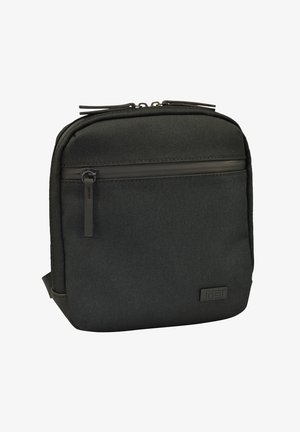 HELSINKI  - Across body bag - schwarz