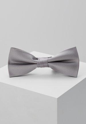 SOLID BOW TIE - Motýlek - grey