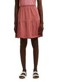 Esprit - A-line skirt - blush - 6