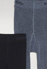 Ewers - 2 PACK - Leggings - marine/phlox - 3
