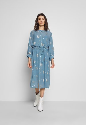 CHRISSIES - Shirt dress - blue heaven