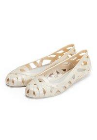 Melissa - Ballet pumps - beige - 3