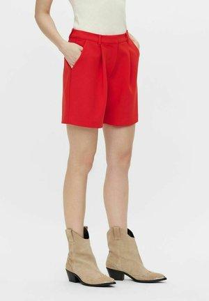 YASDOROTHY - Shorts - high risk red