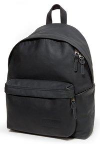 Eastpak - PADDED PAK'R/MARCH SEASONAL COLORS - Tagesrucksack - black ink leather - 4