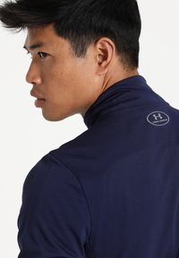 Under Armour - CHALLENGER KNIT WARM-UP - Tracksuit - midnight navy/graphite - 5