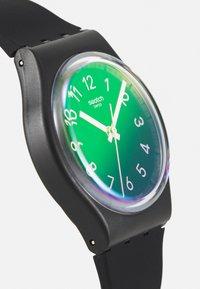 Swatch - LA NIGHT - Hodinky - black - 3