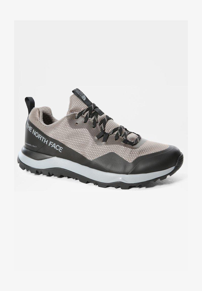The North Face - M ACTIVIST FUTURELIGHT - Trainers - mineral grey/tnf black