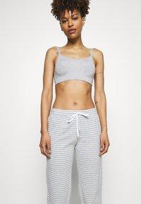 Lauren Ralph Lauren - LOUNGE - Bas de pyjama - grey - 3