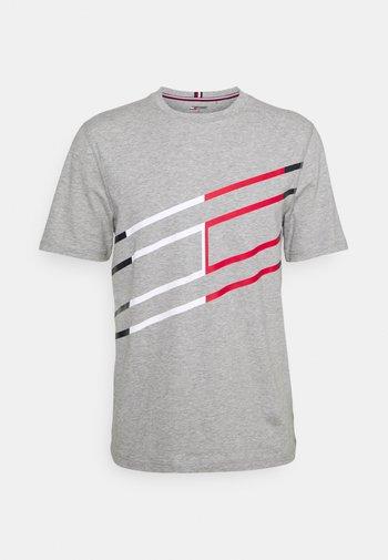 GRAPHIC TEE - Camiseta estampada - grey