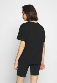 Even&Odd - T-Shirt print - black - 2