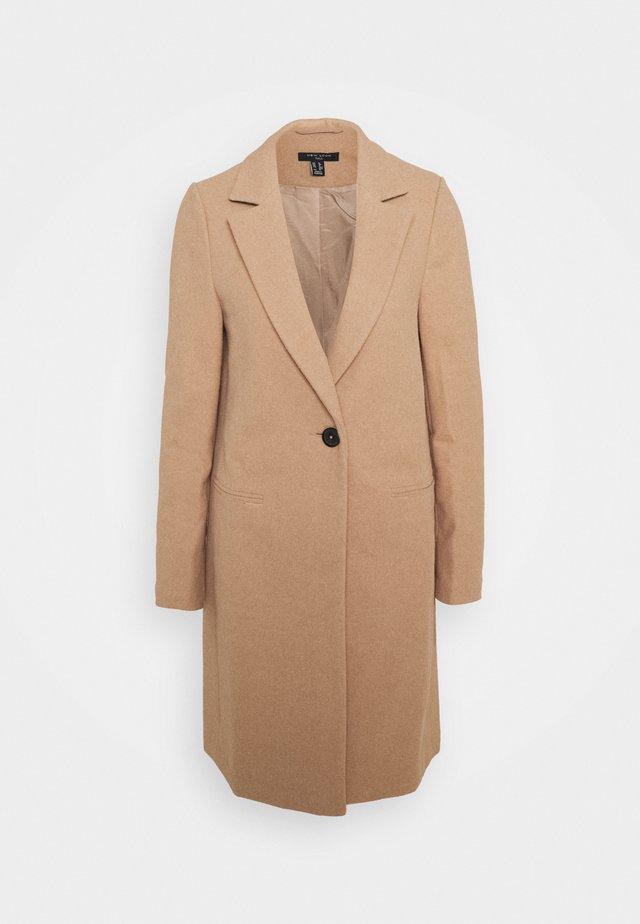 LI COAT - Classic coat - camel