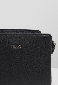 LIU JO - Across body bag - black - 5