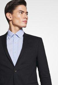 Esprit Collection - MATTE MIX - Oblek - dark blue - 8