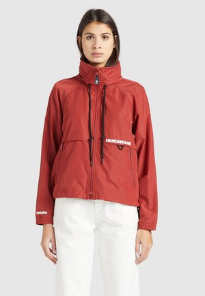 ZARINA - Windbreaker - red