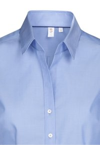 Seidensticker - SCHWARZE ROSE - Button-down blouse - blue