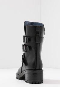 Pinto Di Blu - Cowboy/biker ankle boot - noir - 5