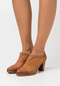 Felmini - WANDA - Ankle boots - pacific - 0