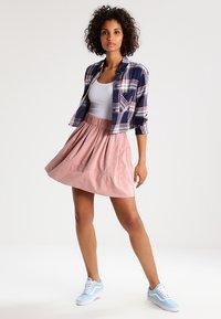 Moves - KIA - A-line skirt - adobe rose - 1