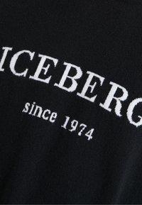 Iceberg - MAGLIA - Jumper - black - 5