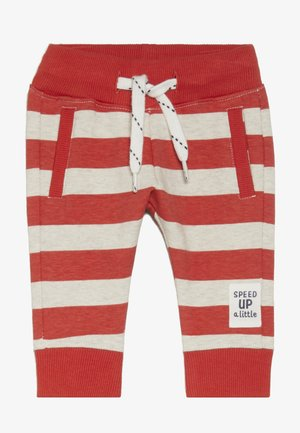 REGULAR FIT PANTS ARROYO GRANDE - Trousers - red
