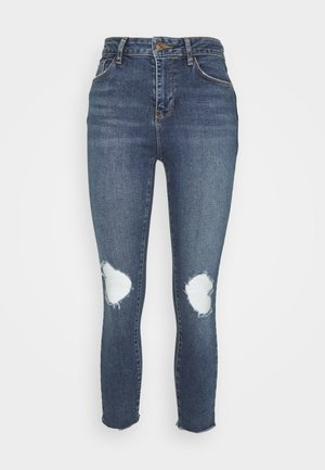 LIFT AND SHAPER - Jeans Skinny Fit - mid blue