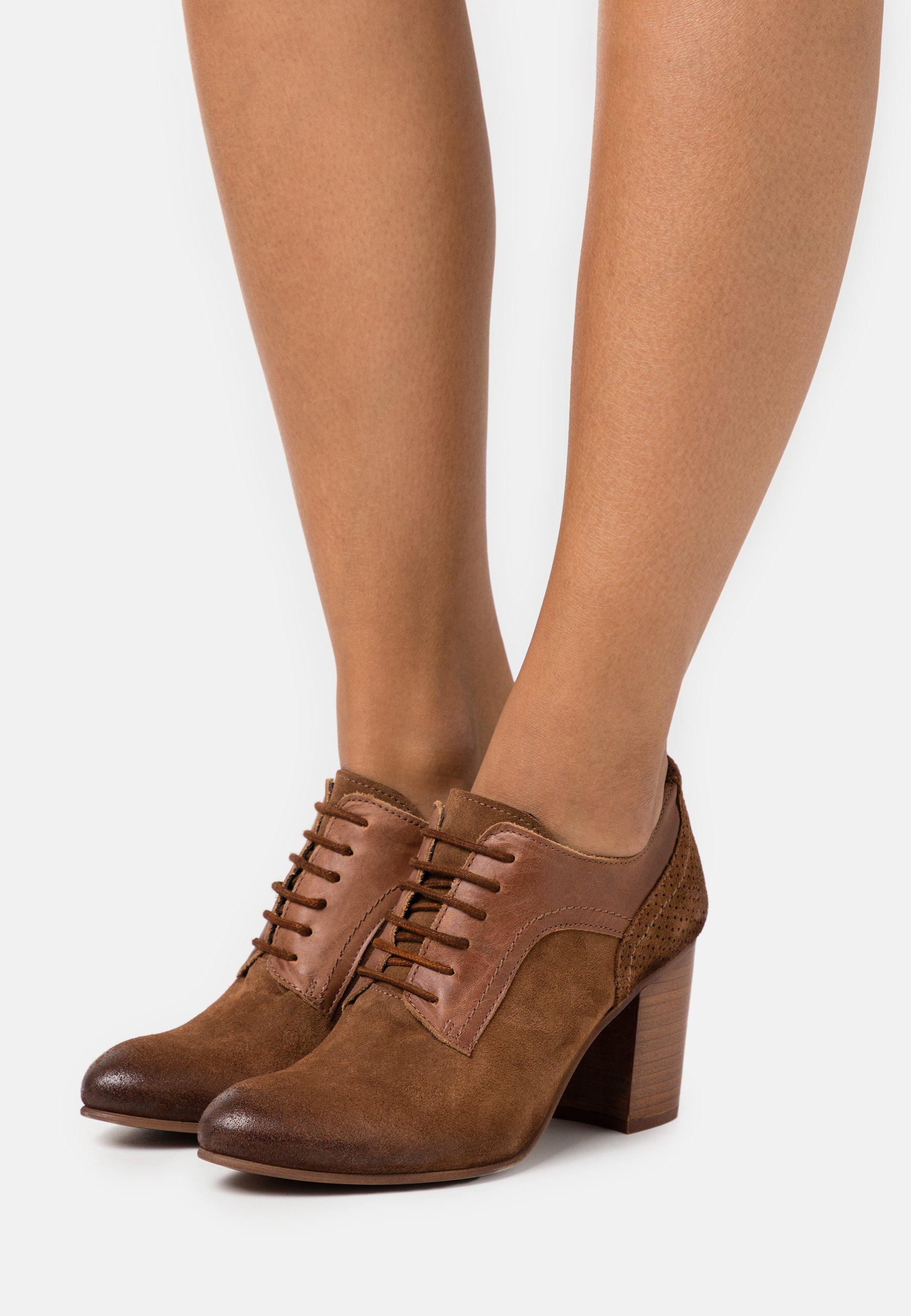 Women MADELINE - Lace-up heels