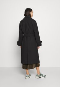 Monki - ARELIA COAT - Classic coat - black - 2