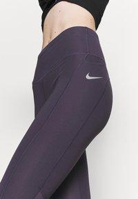 Nike Performance - EPIC FAST - Collant - dark raisin/silver - 4