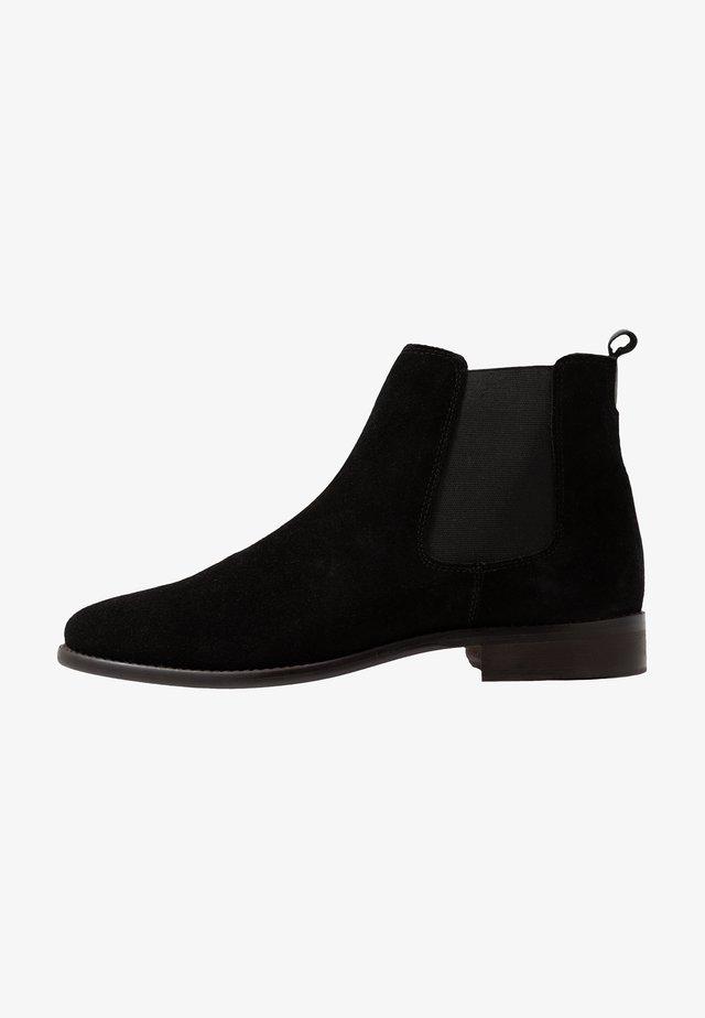 HARRINGTON CHELSEA - Korte laarzen - black